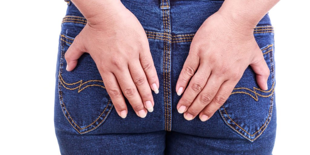 Why do I get buttock pain?
