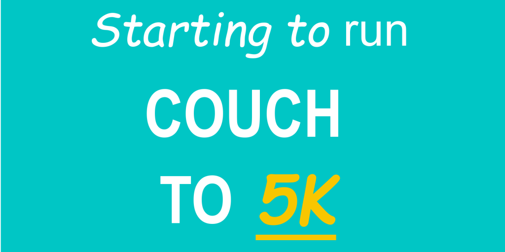 Couch to 5k OR C25k